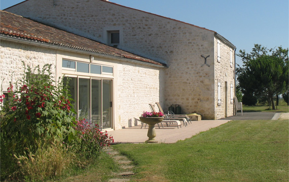 Gite Avec Piscine Intrieure Charente Maritime