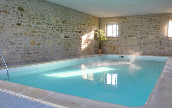 Location gite charente maritime avec piscine gites beaulieu for Piscine coque polyester charente maritime